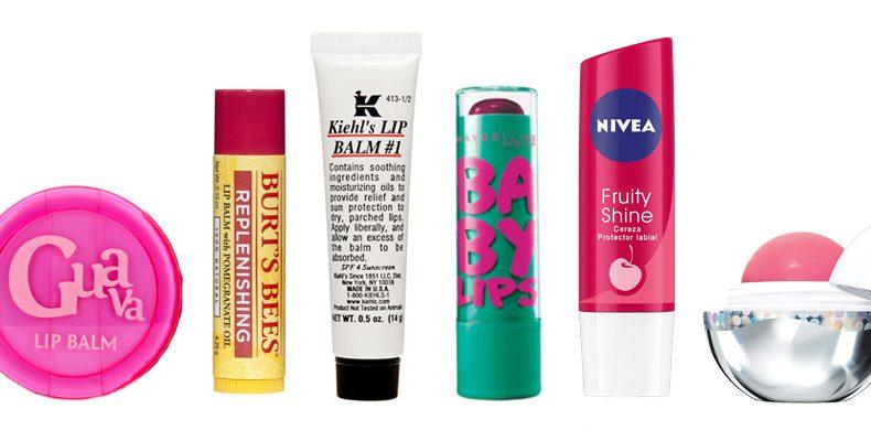 los mejores hidratantes de labios