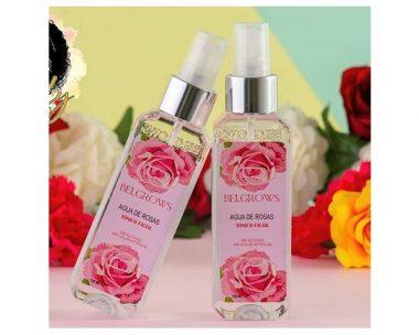 Agua de rosas belgrows