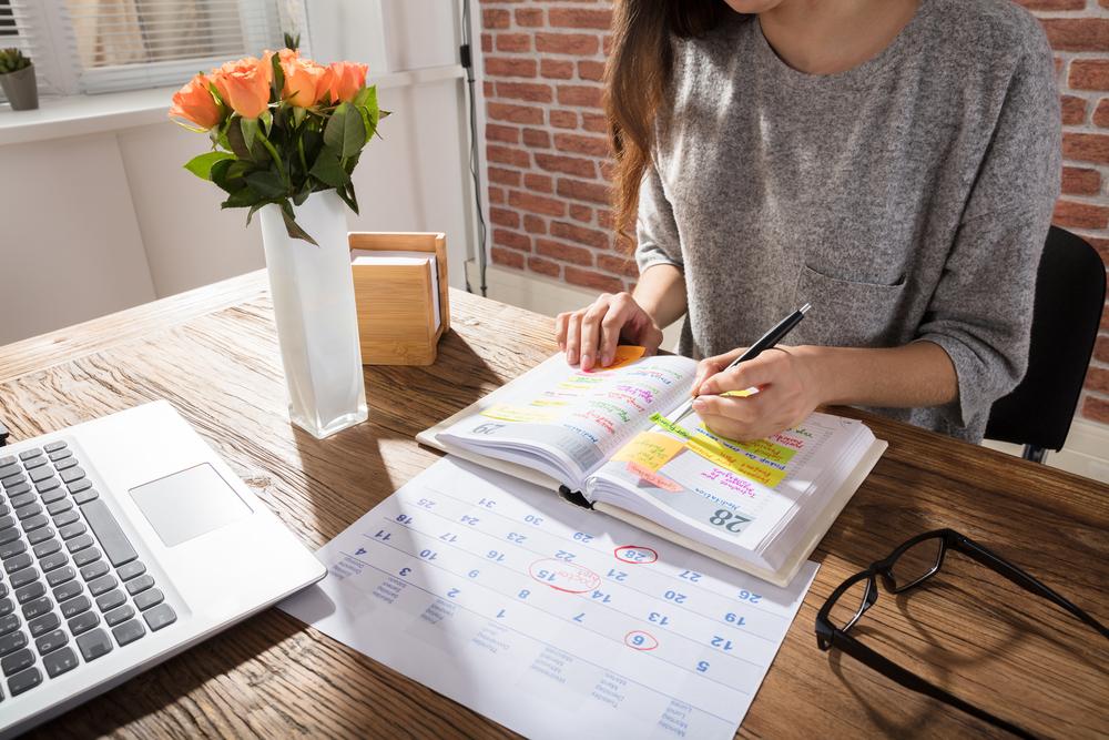 Cómo gestionar y planificar nuestro tiempo