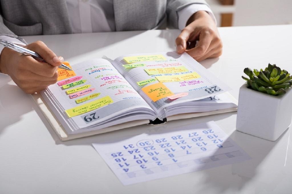 Cómo organizar mi tiempo para estudiar