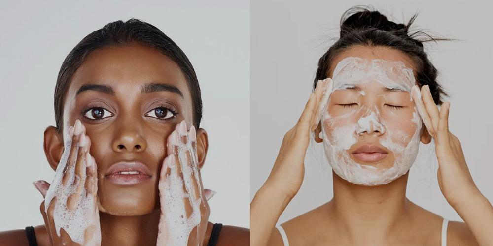 Cómo elegir el limpiador facial para mi tipo de piel