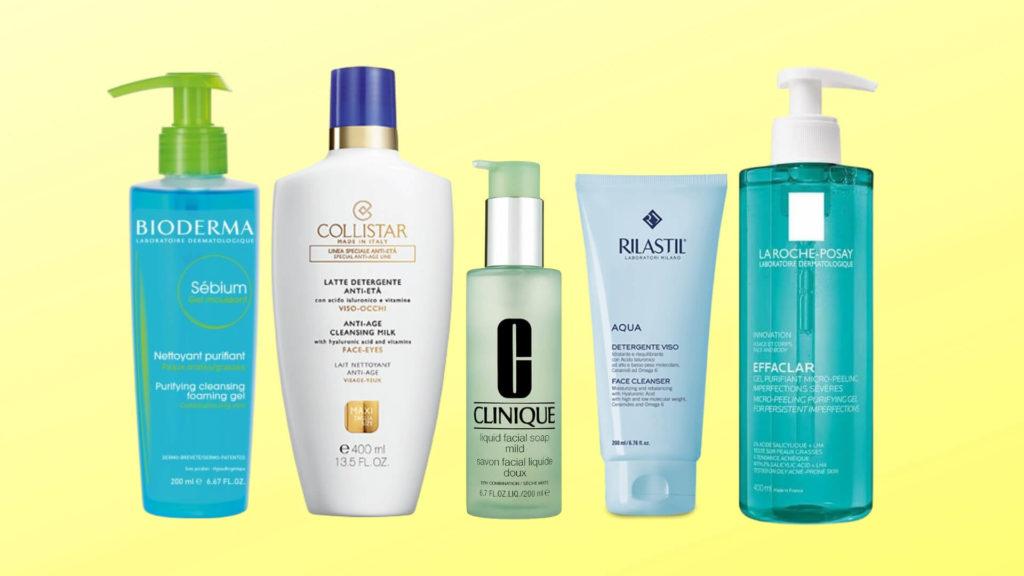 Los mejores limpiadores faciales Colombia